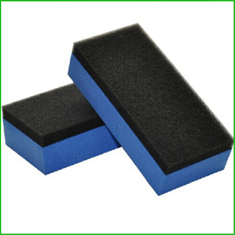 250 Pack High Density EVA Foam Sponge Polishing Sponge Buffer Sponge Pad