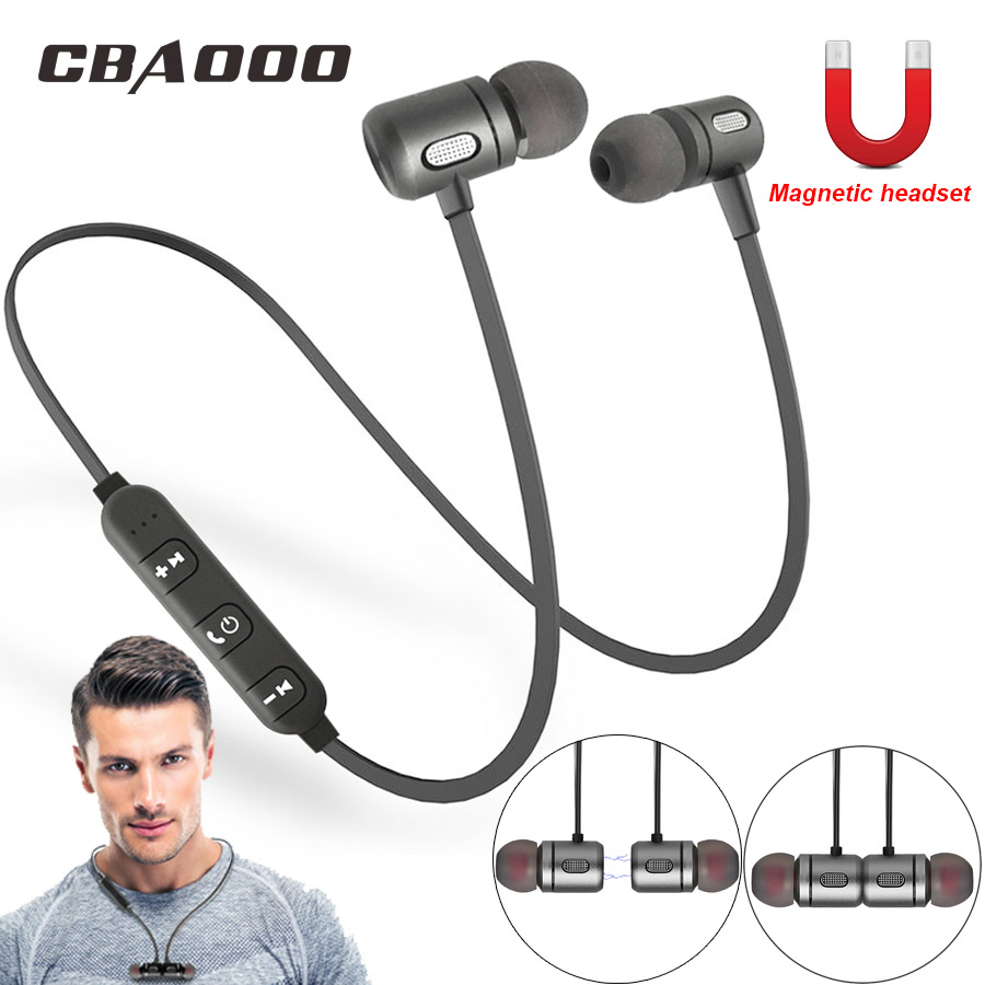 C10 Drahtlose Kopfhörer Bluetooth Kopfhörer Fone de ouvido Bluetooth Headset Ohrhörer Für Telefon Neckband Écouteur Auriculares
