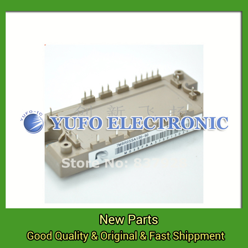 Free Shipping 1PCS 7MBR25SA120-50 Power Modules original new Special supply Welcome to order YF0617 relay 1pcs 7mbr25sa120 70