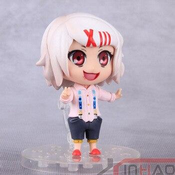10 ซม. น่ารัก Tokyo Ghoul JUZO SUZUYA รูปแอ็คชั่น Suzuya Boy REI ของเล่นรูป