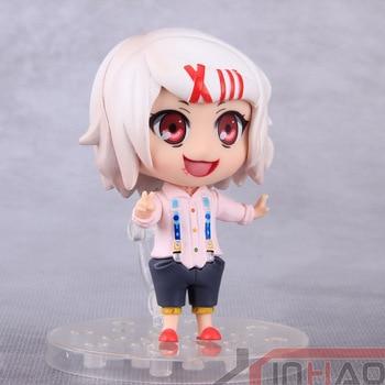 Figurine de jouet de 10 cm mignon Tokyo Ghoul JUZO SUZUYA
