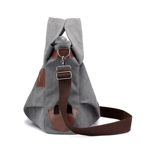 Image 3 - KVKY Brand Women Handbags Ladies High Quality Casual Female Tote Messenger Big Bag Shoulder Bag Large Canvas Bolsos