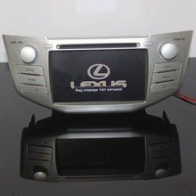 2 Din Pure Android 4.4.2 for lexus rx300,rx330,rx350,rx400h toyota Harrier 1024*600 Capacitive Screen Car DVD,Dual Core 3G WIFI