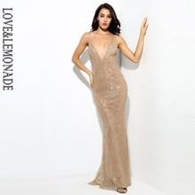לימונדה עמוק שמלות צווארון