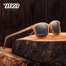 Classic Polarized Men Sunglasses Women Brand Designer Square Acetate Sun Glasses Driving Unisex Eyewear Gafas Oculos AT8006