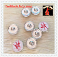 2017 newest fortitude lady sigma snap fraternity alloy delta sigma theta charm findings for girls 20pcs/lot,ONC026-1
