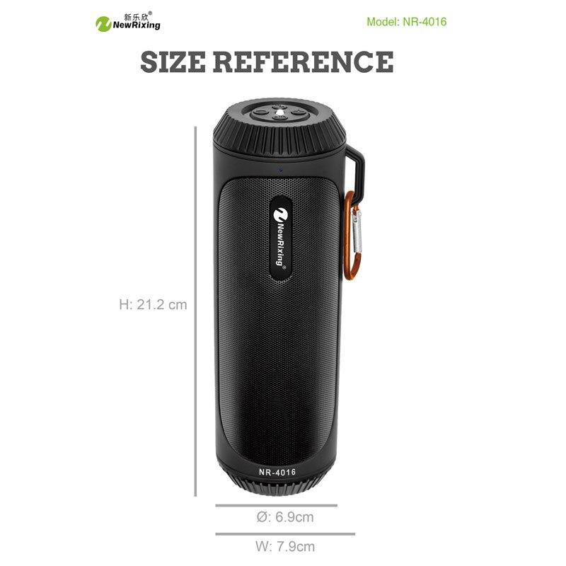 Portable Intelligent Bluetooth Wireless Speaker Multi-function Outdoor HIFI Stereo Hand-free