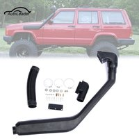 Car Air Intake Rolling Head Snorkel System 4x4 Kit For Jeep Cherokee 1984 2001