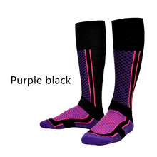 Новое поступление высокое качество Professional бренд дышащие спортивные носки Лыжные носки Спорт на открытом воздухе лыжный носок