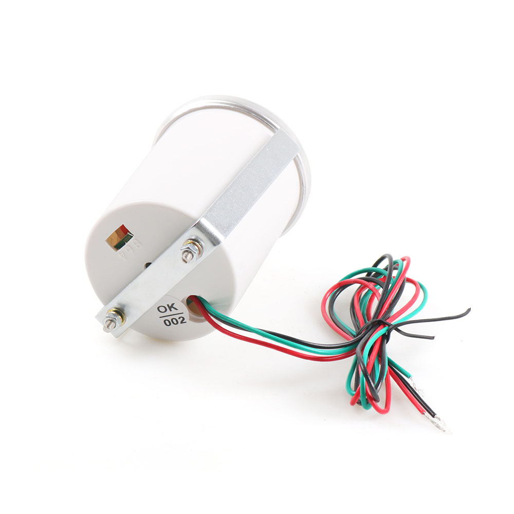 """Dynoracing датчик воздушного топлива """" 52 мм дымовая линза воздушный датчик соотношения топлива супер яркий светодиодный фонарь для автомобиля BX101233"""