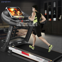 Multi-function Super Quiet Folding Treadmill with 15.6 inch Color Screen & WiFi