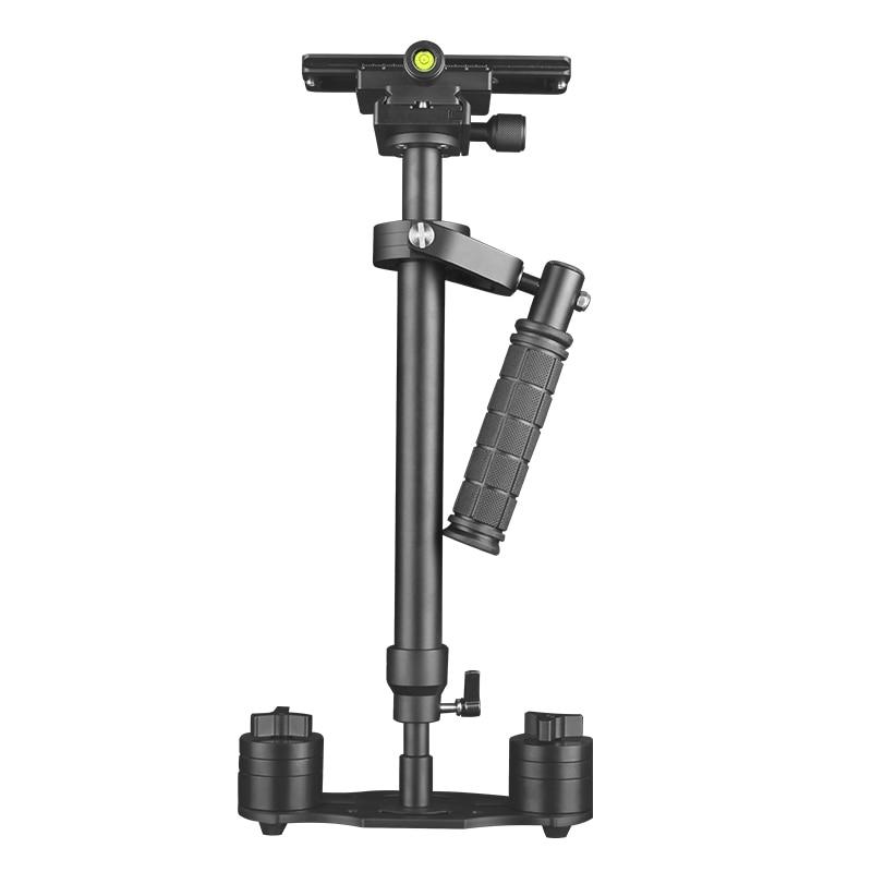 48 cm Max di carico 5 kg Palmare Stabilizzatore Steadicam Costante Cam per la Videocamera Portatile Della Macchina Fotografica Video DV DSLR Libera Il Trasporto