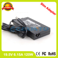 19.5V 6.15A Slim ac adapter ADP 120MH B 644699 001 644699 003 laptop charger for HP HDX X18 1000 X18 1100 X18 1200 X18 1300