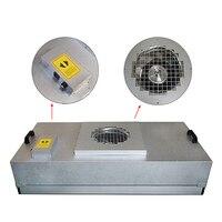 Fan filter unit FFU efficient air purifier filter one hundred laminar flow hood clean shed
