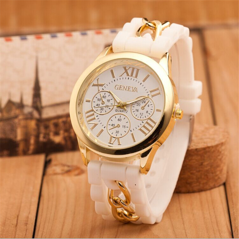 New Fashion Silicone Watches Women Sport Casual Quartz Wristwatches Novelty Crystal Ladies Watches Cartoon Reloj Mujer Clock
