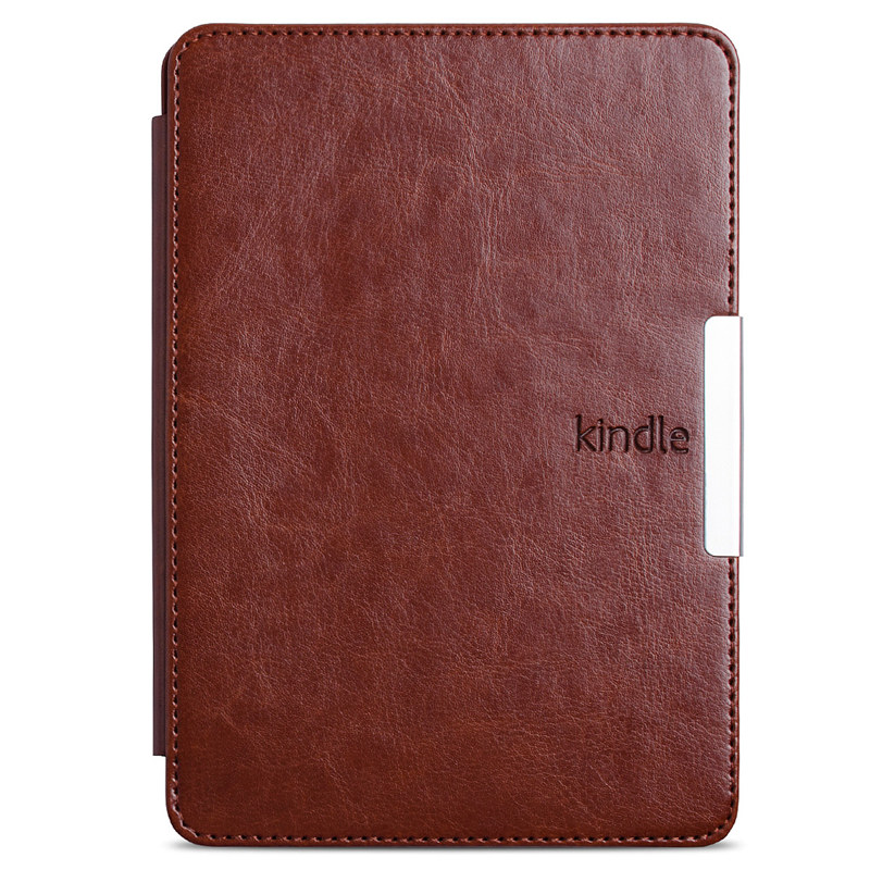 For kindle paperwhite case leather smart Vintage Style e book cover for amazon kindle paperwhite1 2