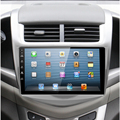 Polegadas Tela Android 5.1.1 Media Player DVD Autoradio Entretenimento Auto Sistema de Rádio Estéreo Do Carro para Chevrolet Aveo 2011-2015