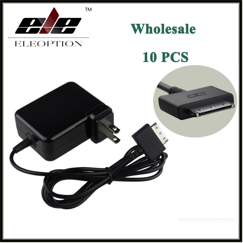 Оптовая продажа 10 шт. 12 В 1.5A Планшеты PC Зарядные устройства AC Адаптеры питания для <font><b>Acer</b></font> W510 <font><b>Iconia</b></font> <font><b>Tab</b></font> W511 ADP-18TB ЕС и США великобритания АС Plug
