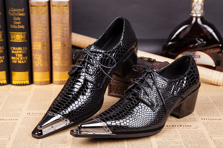 8d51a468fcaf80 2015 new style pointed toe black genuine leather shoe men oxford chaussures  homme classic italienne fashion big size shoes 37 46-in Women s Flats from  Shoes ...