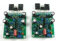 2Pcs L7 300W+300W 4ohm Class AB IRFP240 IRFP9240 Amplifier kit