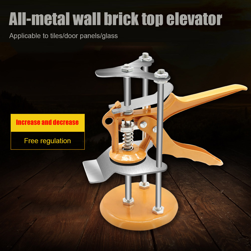 High Low Profile Machine Three-column Height Regulator Adjustable Ceramic Tile Locator CLH@8