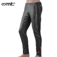 2014 New SANTIC Men S Fleece Thermal Winter Bike Bicycle Cycling Tights Windproof Sportswear Compression Leisure