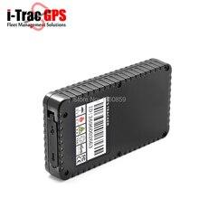 No hay ningún cable tarjeta sim gps tracker batería de larga duración a prueba de agua para el envase con un fuerte campo magnético y la localización de software en línea libre