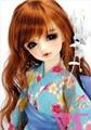 1/4 42 CM BJD boneca nua f20, Bjd / SD boneca. Não incluem roupas peruca , e de e s