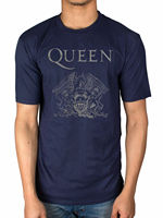 Official Queen Greatest Hits II T Shirt Flash Gordon Live Killers The Miracles