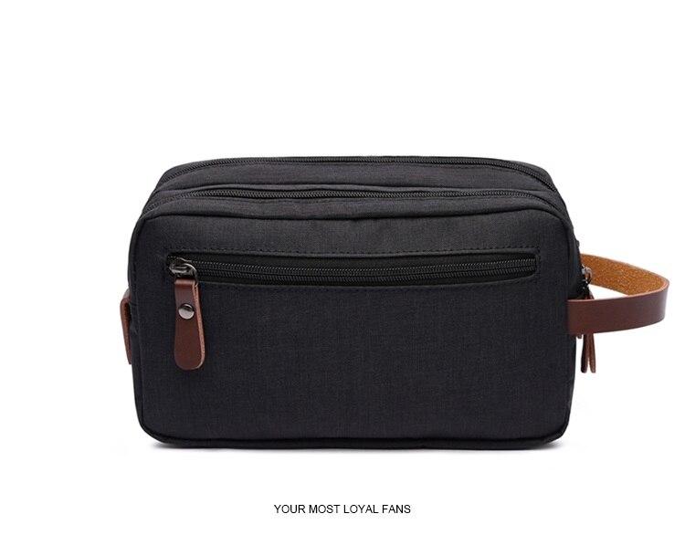 bolsa de viagem portátil dos homens necessarie