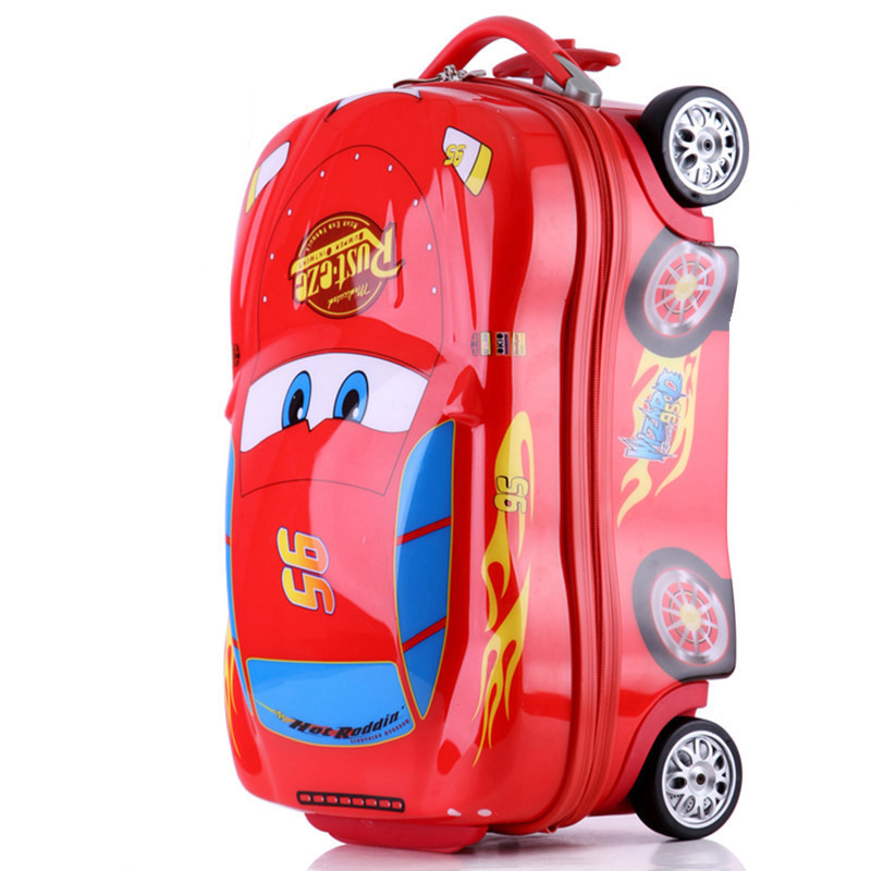 Popular Roll on Suitcase Bag Travel Children-Buy Cheap Roll on ...