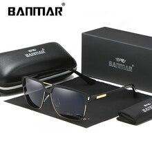 цены на BANMAR Polarized Mens Sunglasses Square Sun glasses For Men Accessories Driving Fishing Hiking Eyewear Oculos Gafas De Sol Shade  в интернет-магазинах