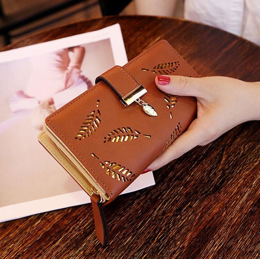 фиолетовый кошелек; женщины бумажник; Основной материал:: ПУ;