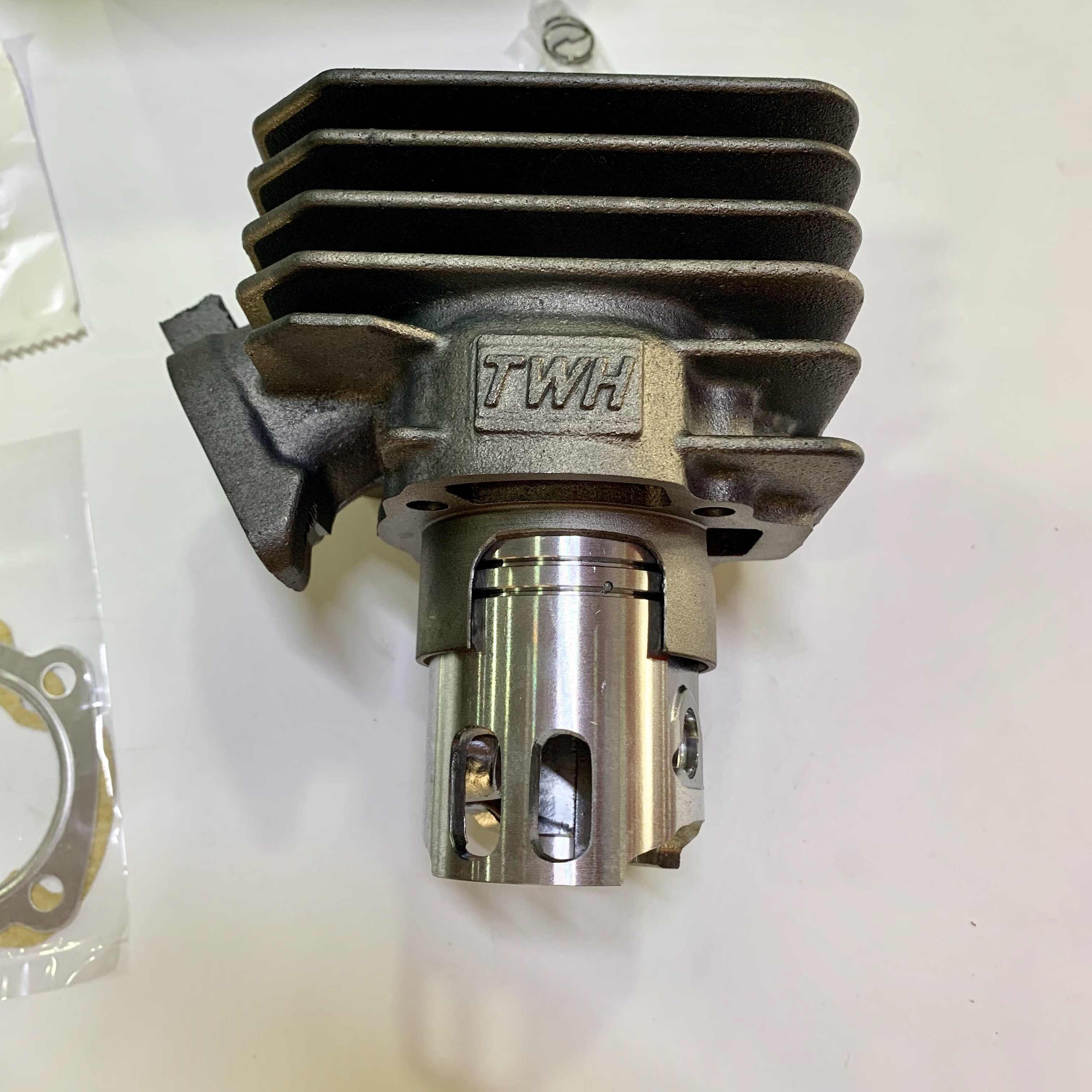 Kit cylindre 50mm pour DIO50 piston A + gros alésage ensemble course tuning moteurs et pièces de moteur plug and play dio 50
