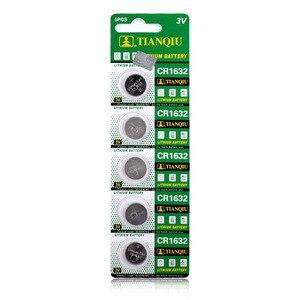 Image 3 - YCDC 5x CR1632 CR1632 ECR1632 DL1632 KCR1632 LM1632 3V Lithium Li ion Pin Cell Nút Đồ Chơi 1632 Pin Thẻ Bán Lẻ rất Nhiều
