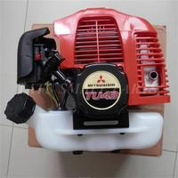 TU43 GASOLINE ENGINE FOR POWERED MITSUBISHI 43CC 2 STROKE BACKPACK AUGER BLOWER BRUSH CUTTER TRIMMER SPRAYER