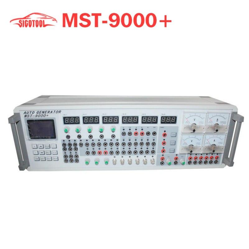 MST-9000+ ECU Sensors Signal simulator Singal export signal simulation, automobile sensor signal simulation tool mst 9000