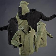 Neutral Outdoor Thicken Warm Coat Fleece Jacket Hiking Mountaineering Jacket