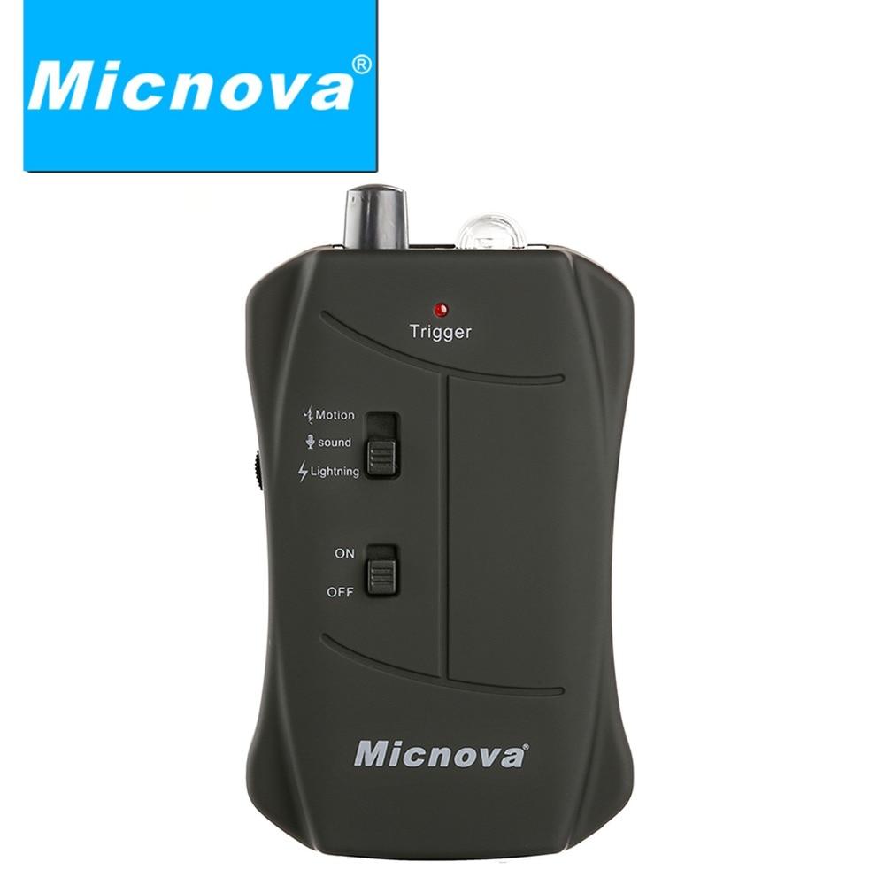 Micnova MQ-VTN Lightning / focuri de artificii și senzor de mișcare - Camera și fotografia