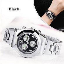 New Fashion 4 Colors Watches Ladies Women Girl High Quality Stainless Steel Quartz Wrist Watch relogio feminino 2019 Hot