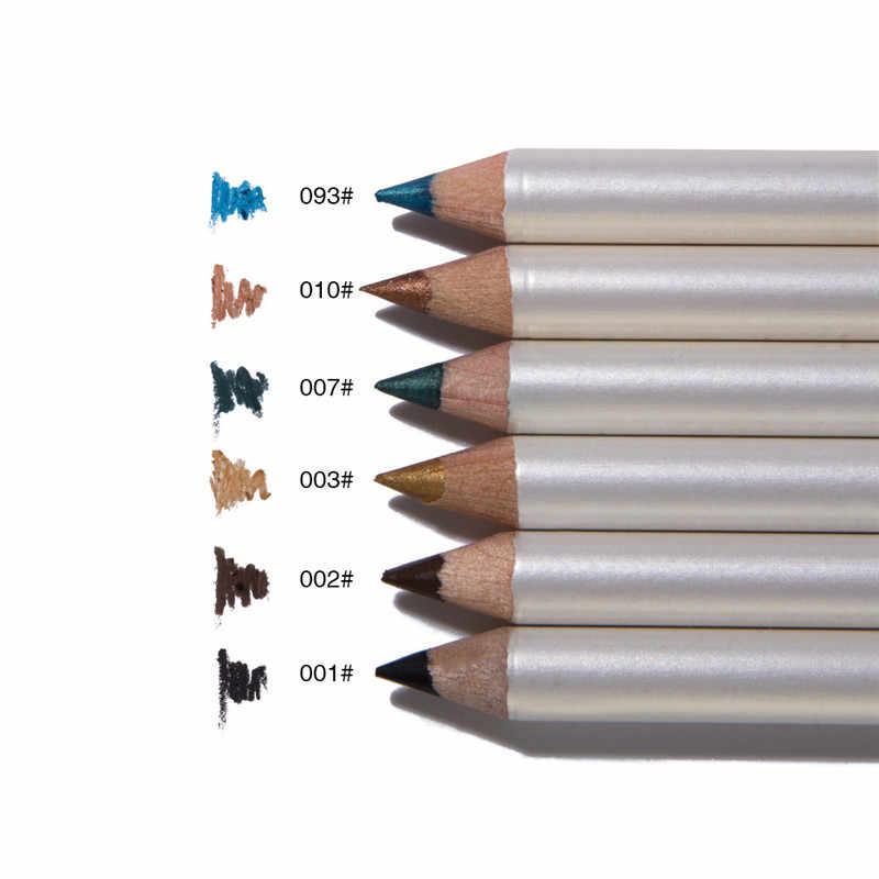 12 قطعة/المجموعة MENOW العلامة التجارية مكياج العين كحل قلم الحواجب للماء قلم تجميل العين اينر الشفاه العصي مستحضرات ماكياج عيون P125