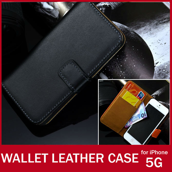 9b0877326dae Genuine Leather Cell Phone Case Flip Cover for iphone 5s 5 S Fundas Coque  Cheap Cases for i Phone Accessories Luxury Wallet on Aliexpress.com