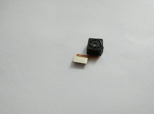 Usado + 100% original voltar câmera traseira substituição reparação acessórios para Elephone G7 Frete grátis + número de rastreamento