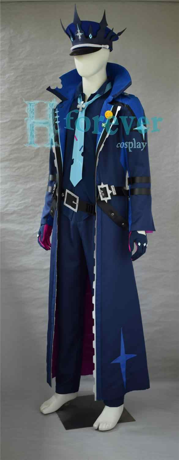 Elsword Halloween 2020 Picture Differences Customized] Anime! Game ELSWORD Lu Ciel Battle Uniform Cosplay