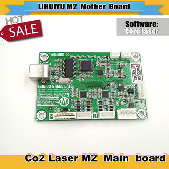LIHUIYU Nano Main Mother Board M2 for  Mini Laser Engraver cutter 3020 4060 Control