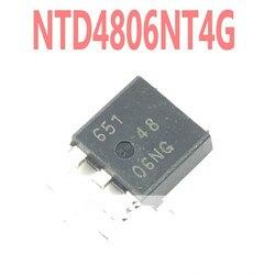 50 Pçs/lote NTD4806NT4G 4806NG PARA-252 Em Estoque Melhor qualidade