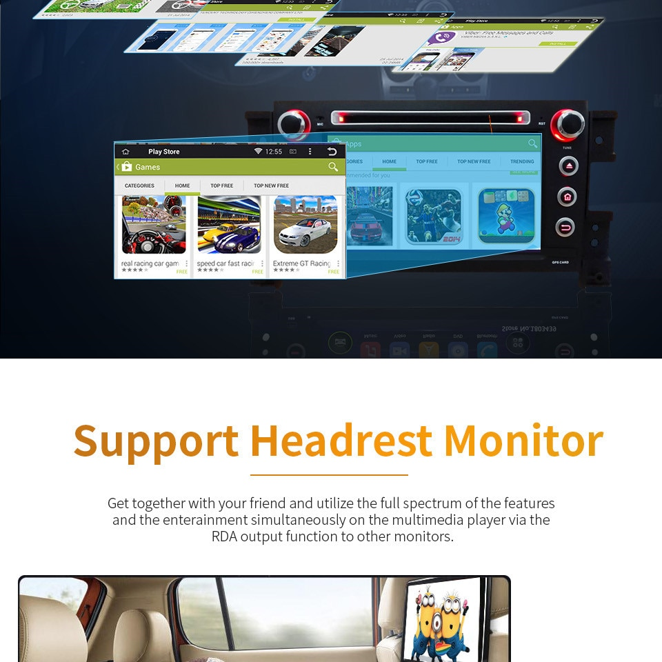 "Flash Deal 7"" Octa Core 4G WIFI Android 8.1 4GB RAM 64GB ROM RDS Car DVD Multimedia Player Stereo Radio For BMW E90 E91 E92 E93 2005-2012 21"