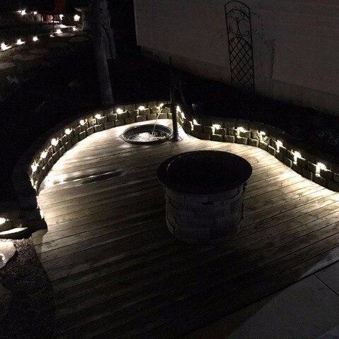 deck stair lights
