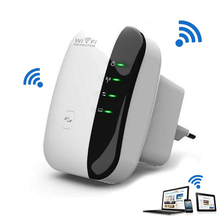 Wireless-N Wifi Repeater 802.11n/b/g Network Wi Fi Routers 300Mbps Range Expander Signal Booster Extender WIFI Ap Wps US Plug(China (Mainland))