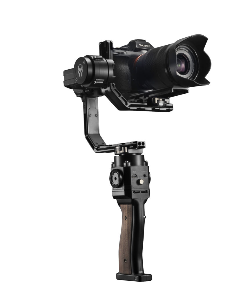 <font><b>Tilta</b></font> G1 Cravity 3 axis Handheld Stabilizer 3-axis <font><b>gimbal</b></font> for Gopro Mirrorless DSLR Load 3000g image